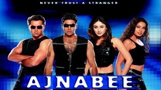 Ajnabee movie songs lyrics