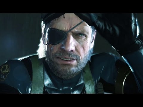 трейлер METAL GEAR SOLID V GROUND ZEROES