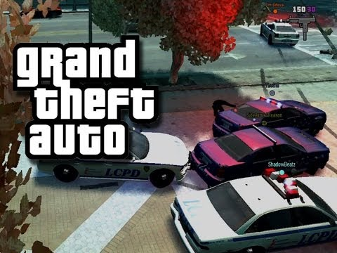 GTA gameplay - Can't wait to do this in GTA 5! Like the video if you enjoyed. Thanks for watching! Episode 1: http://www.youtube.com/watch?v=sXwshug9V1g Second Channel - ht...