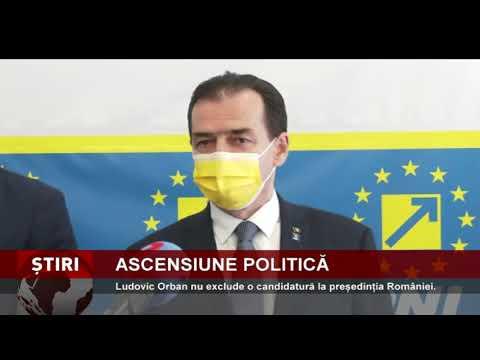 Ludovic Orban nu exclude o candidatură la președinția României