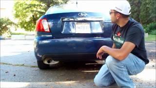 Our 2011 Subaru Impreza 2.5i Sedan Review