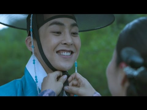 EXO XIUMIN, 'Seondal: The Man Who Sells The River' 1st Screen Debut