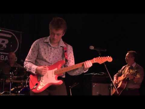 Barney Willemse (14 jarige gitarist) - partycentrum