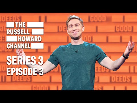 The Russell Howard Hour - Series 3, Episode 3   Full Episode