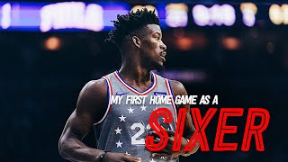 Video My First Home Game as A Sixer MP3, 3GP, MP4, WEBM, AVI, FLV Desember 2018