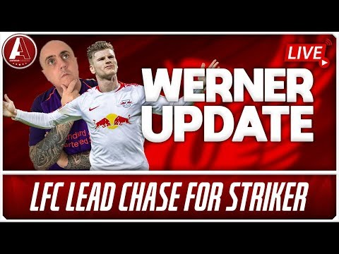 LIVERPOOL LEAD WERNER CHASE | LFC Transfer News & Chat Show
