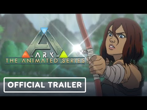 ARK: The Animated Series - Official Extended Cut Trailer (2022) Vin Diesel Elliot Page