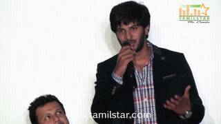 Vaayai Moodi Pesavum Press Meet Clip 2
