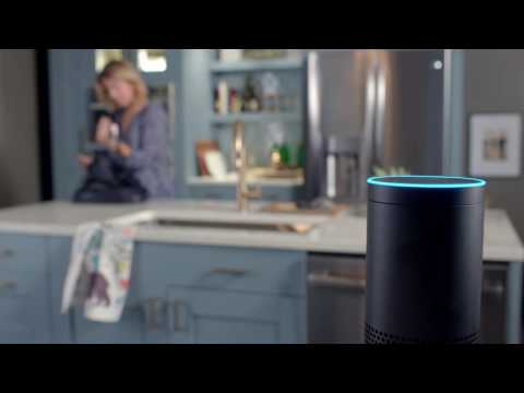 WiFi Connect Dishwasher with Amazon Alexa