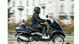 9. 2010 Piaggio MP3 Three Wheeler 250 Specs, Details
