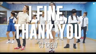 Dan Chak Thailand  city photos : ABC ชักกระตุก [ABC Thai] - OST I Fine, Thank You, Love You. Celine Jessandra Dance Cover