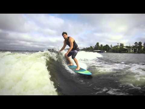 Regal 2300 Wake Surf Editionvideo