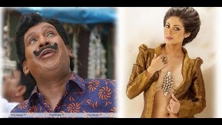 Vadivelu to romance Sada in Ezli Movie?