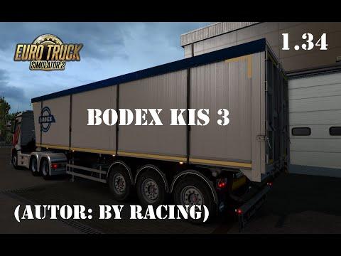Bodex KIS 3 v1.2 by Racing 1.33+