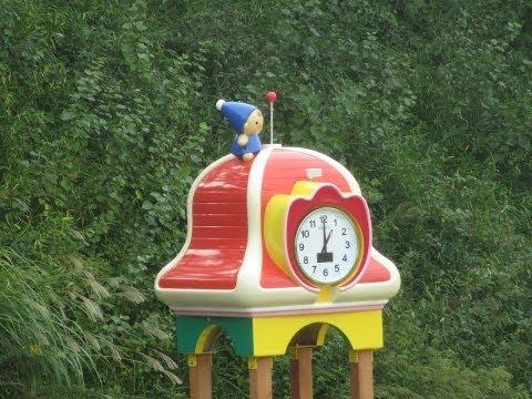 広野幼稚園時計