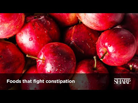 Foods that Fight Constipation