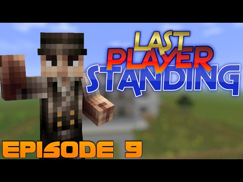 "Last Player Standing - Minecraft Gameshow - Episode 9 - ""wrecked!"""
