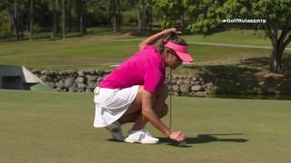 Always replace your ball on its original spot, even if it was blown by the wind or moved for no clear reason. To learn more about Modernizing Golf's Rules, v...