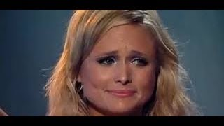 Miranda Lambert Tears Up During Oklahoma Benefit Concert