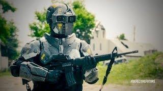 Nonton Defective   Trailer   Sci Fi Thriller Killer Robots Cyborgs  Tadff 2017  Film Subtitle Indonesia Streaming Movie Download