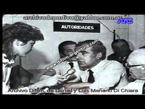 DIFILM - CARLOS RUCKAUF SOBRE LOS JUBILADOS (1975)