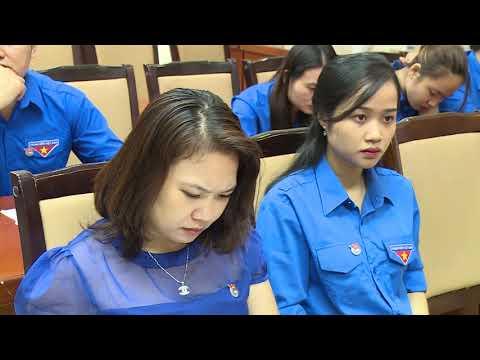 Đại hội chi đoàn thanh niên CSHCM cơ quan Sở Y tế Hà Nội