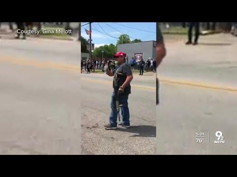 Videos show Bethel anti-BLM demonstrators using racial slurs, intimidating protesters