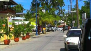 Christ Church Barbados  City new picture : St. Lawrence Gap Area in Christ Church, Barbados