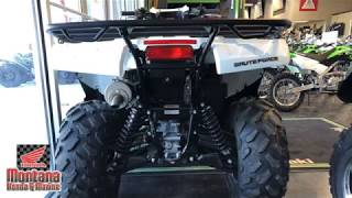 7. Dominate the Trails with 2019 Kawasaki Brute Force® ATV For Sale In Billings, MT