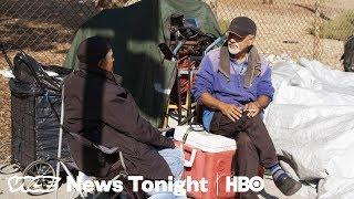 LA's Homeless Surge & Merkel Steps Down: VICE News Tonight Full Episode (HBO)