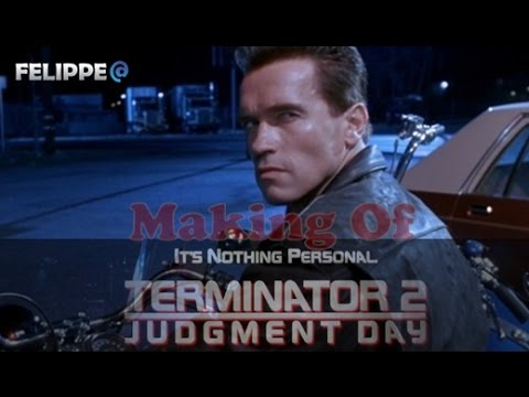 Terminator 2: Judgment Day (Making Of)
