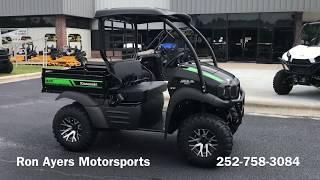 4. 2019 Kawasaki Mule SX 4X4 XC SE
