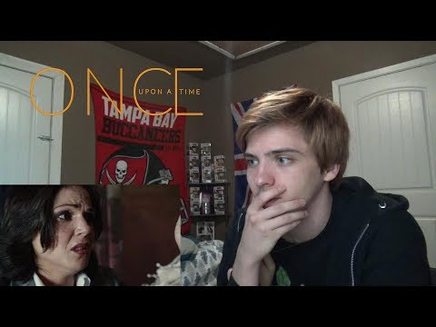 "Once Upon A Time - Season 2 Episode 5 (REACTION) 2x05 ""The Doctor"""