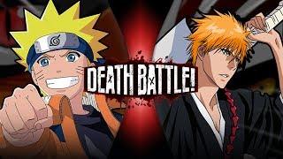 Naruto VS Ichigo   DEATH BATTLE