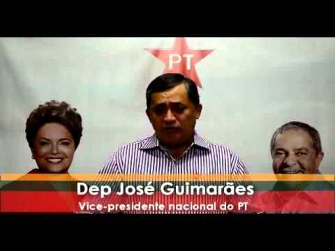Dep José Guimarães reforça candidatura petista de Zé Ilca em Deputado Irapuan Pinheiro
