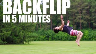 Learn How to Backflip in 5 Minutes | ASAP full download video download mp3 download music download