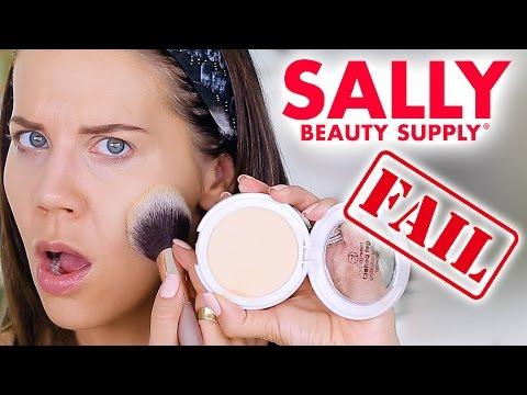 SALLY'S BEAUTY DISASTER | Fail