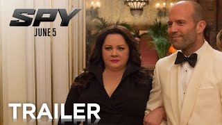 Nonton Spy | Official Trailer 2 [HD] | 20th Century FOX Film Subtitle Indonesia Streaming Movie Download