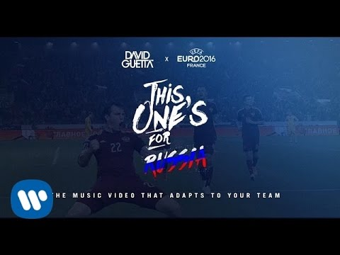 This One's for You Russia UEFA EURO 2016 Official Song [Feat. Zara Larsson]