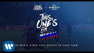 David Guetta ft. Zara Larsson This One's For You Russia music videos 2016 dance