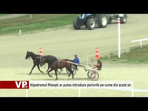Hipodromul Ploiești ar putea introduce pariurile pe curse din acest an