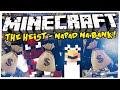 Minecraft: SKONCZYŁ SIE HAJS?! The Heist #1 /w Pingwin i Blow