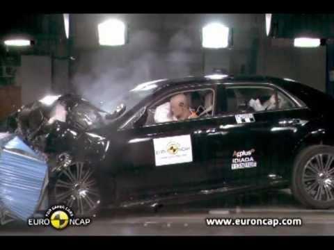 Lancia Thema CRASH TEST : 2012 Lancia Thema