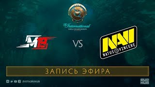 M19 vs Na`Vi, The International 2017 Qualifiers [GodHunt, V1lat]