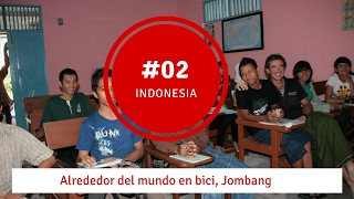 Jombang Indonesia  City new picture : Alrededor del mundo en bici, Jombang, Indonesia