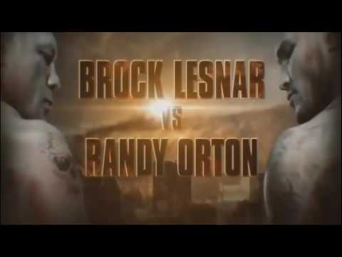 WWE Brock Lesnar Vs Randy Orton Summerslam 2016 Official Promo HD