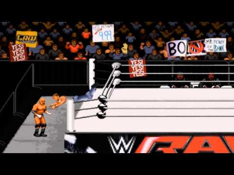 Sega - Parody of the upcoming next-gen WWE game, WWE 2K15! - Sega Genesis (Megadrive) edition. Twitter @brendandocherty.