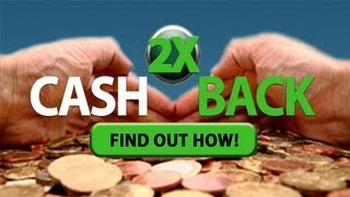 Double Cashback With Trusty