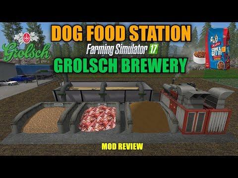 FS 17 Dog Food Station v1.0