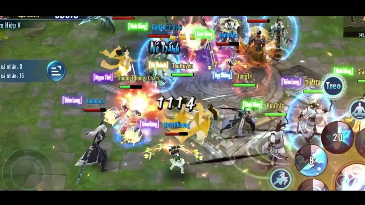 Võ Lâm Truyền Kỳ mobile giới thiệu hoạt động chiến trường Tống – Kim